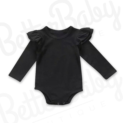 Heather Baby Girl Romper
