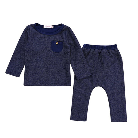 Martin Baby Boy Outfit