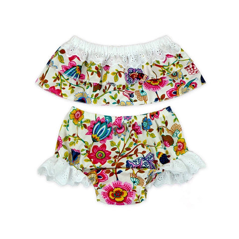 Miss Bloom Baby Girl Outfit
