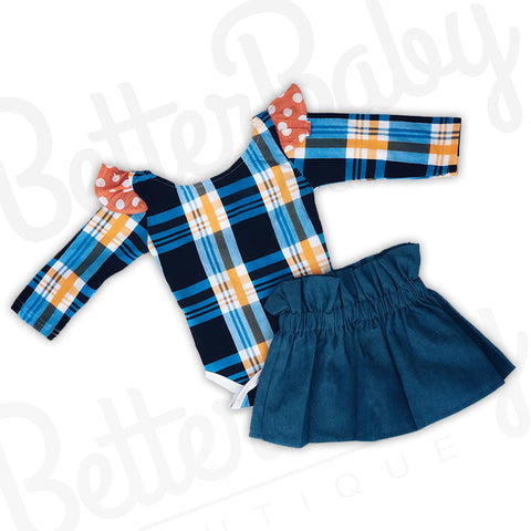 Spiced Baby Girl Outfit