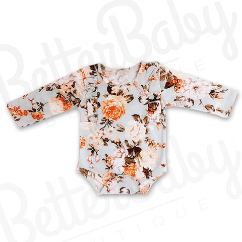 Poplolly Baby Girl Romper