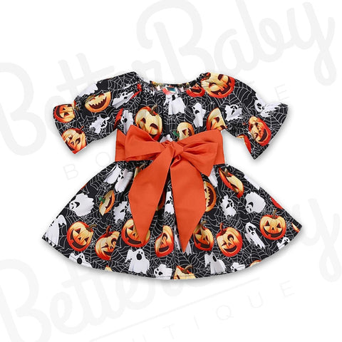 Be My Boo Baby Dress