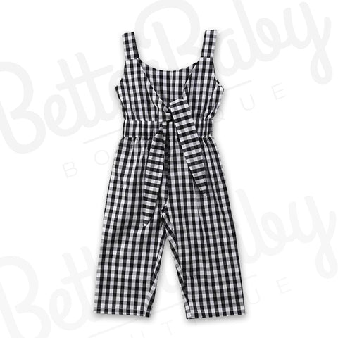 London Baby Girl Jumpsuit