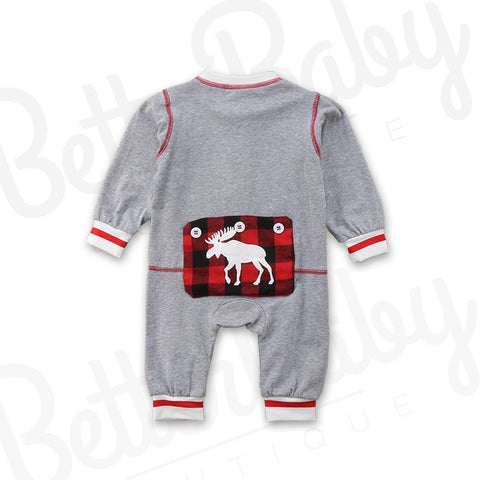 Dont Moose With Me Baby Onesie