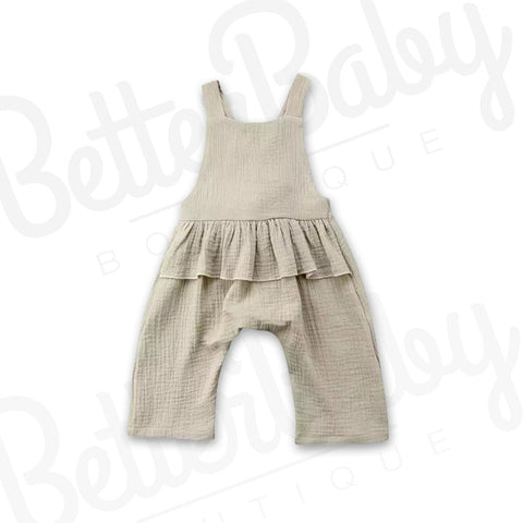Buttermilk Baby Romper