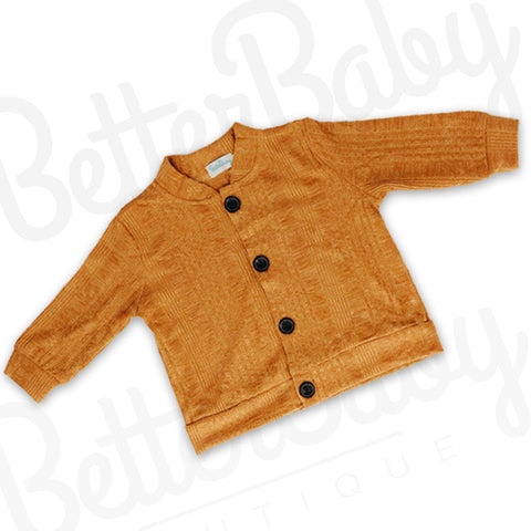 On Again Baby Cardigan