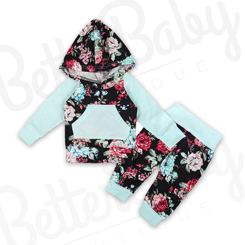 Ice Flower Baby Outfit