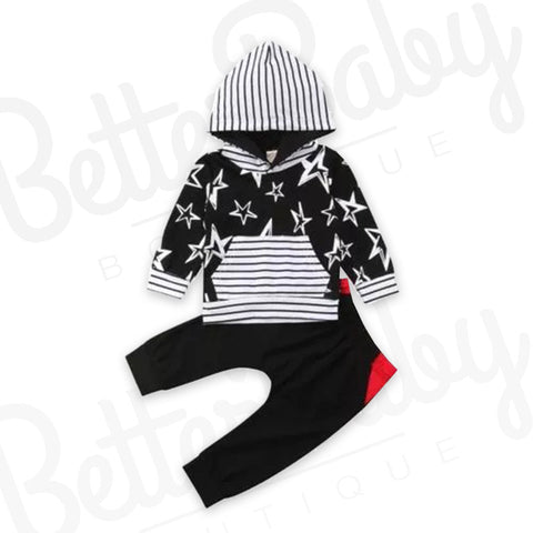 Star Struck Baby Boy Outfit