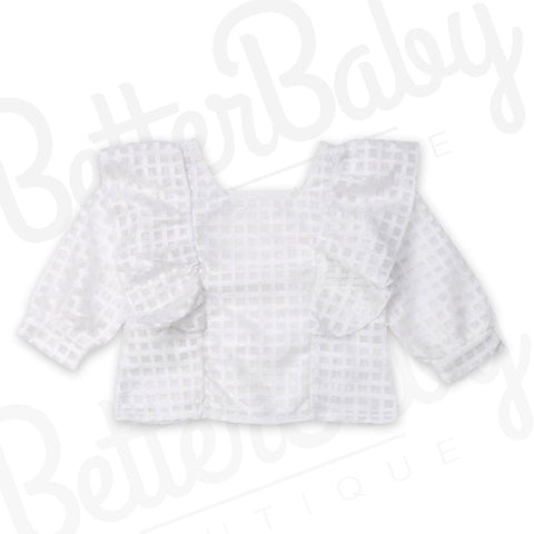 Babe Squared Baby Blouse