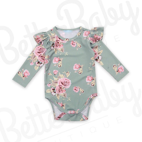 A Bud Average Baby Romper