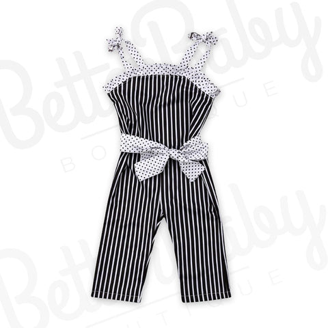 Pin Up Baby Jumpsuit