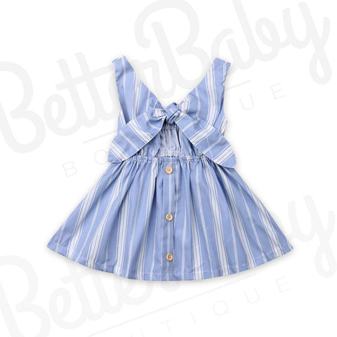Do Or Tie Baby Dress