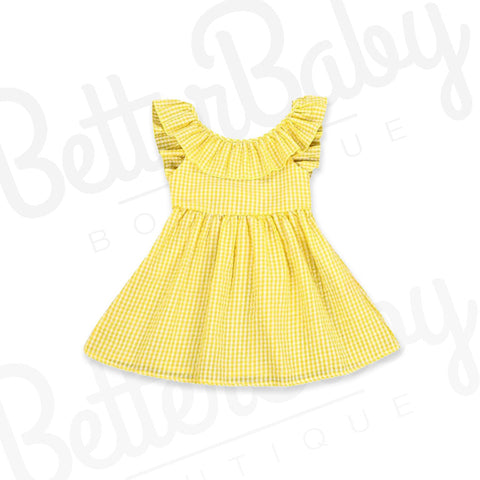 Sunday Baby Girl Dress