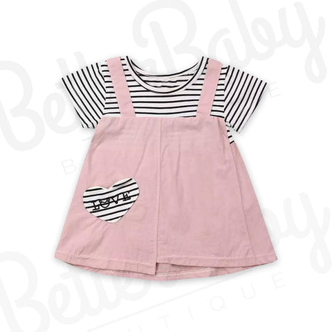 In Love Baby Dress