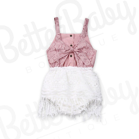 Gypsy Baby Girl Romper