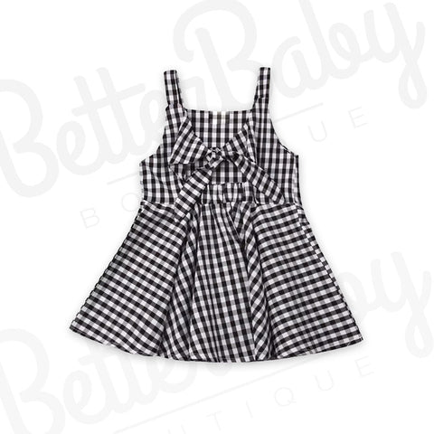 Off The Grid Baby Dress