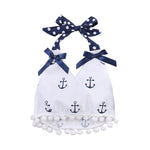Baby Girl Nautical Halter Top