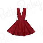 Suspender Baby Dress