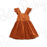 Tawny Baby Girl Dress