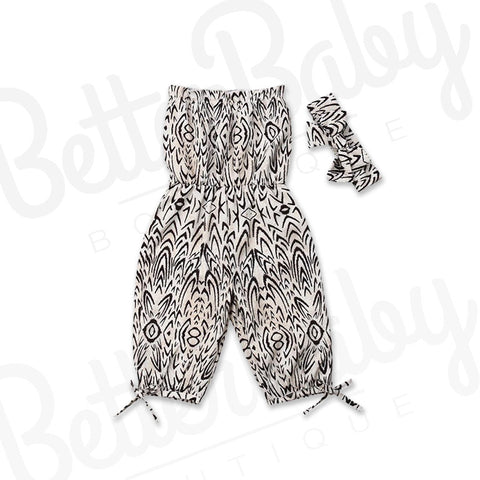 Tribe Vibe Baby Romper