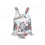 Tropical Escape Baby Girl Bathing Suit