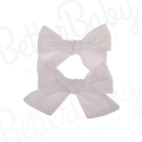 Two Little Piggies Baby Bow Set