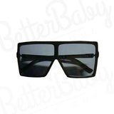 Werk It Baby Sunglasses Black