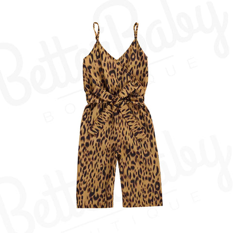 Wild Child Baby Jumpsuit