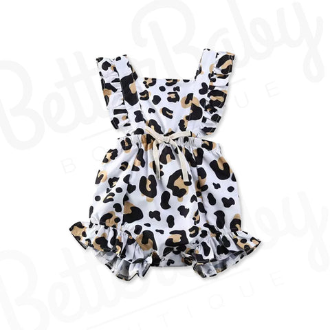 Wildly Dramatic Baby Romper