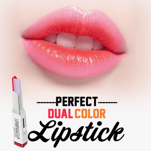 Perfect Dual-color Lipstick