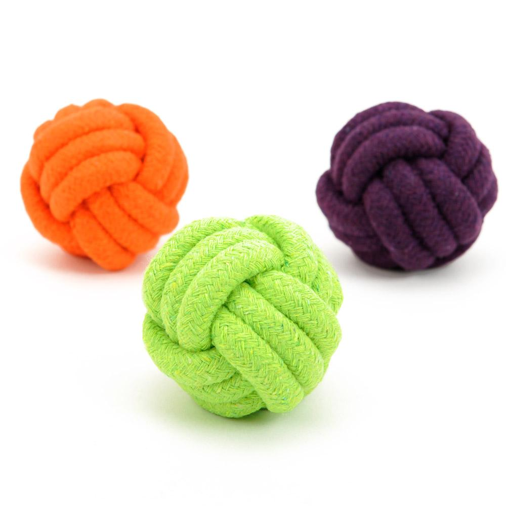 Chew Toys Knots for Cats and Dogs