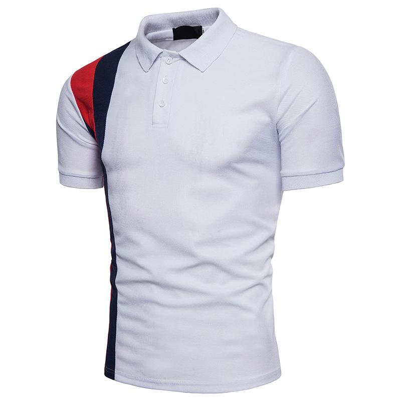 Polo - Sports Polo Solid Color Shirt – uuboutique