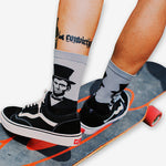 Abraham Lincoln Novelty Socks