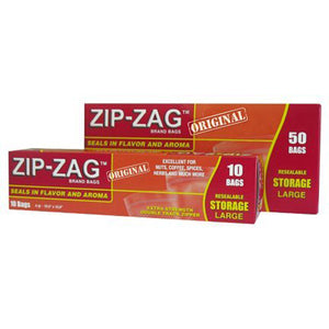 Zip Zag Original Large Bags