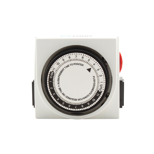 Titan Controls® Apollo® 8 - Two Outlet Mechanical Timer