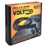 Convertible Smart Volt™ Dual Ferrite Power Cord 120-240 Volt