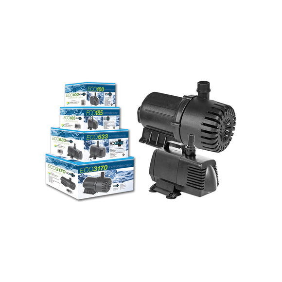 EcoPlus® Fixed Flow Submersible or Inline Pumps
