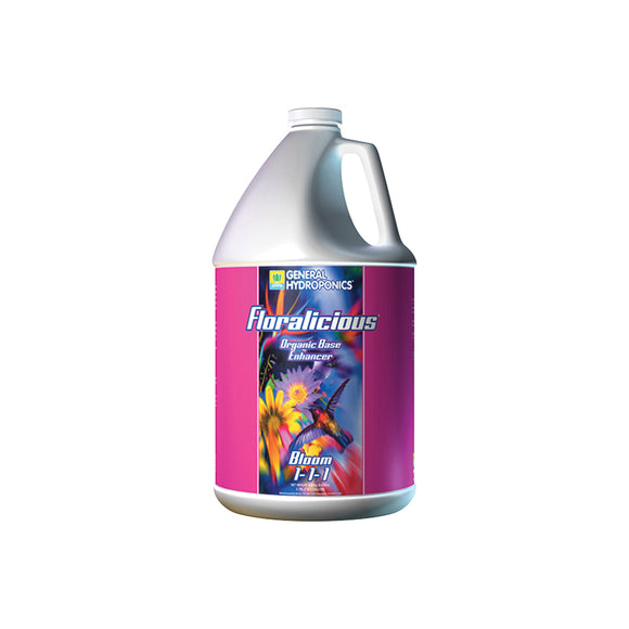 General Hydroponics® Floralicious® Bloom 1 - 1 - 1