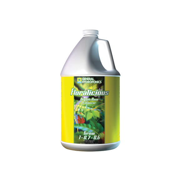 General Hydroponics® Floralicious® Grow 1 - 0.07 - 0.6