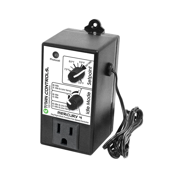 Titan Controls® Mercury® 4 - Multi-Function Fan Speed Controller