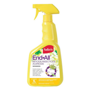 Safer's® End All® Miticide/Insecticide/Acaricide