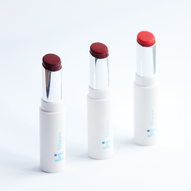 BUNDLE | Sheen. Tinted Lip Balm + UV Filter