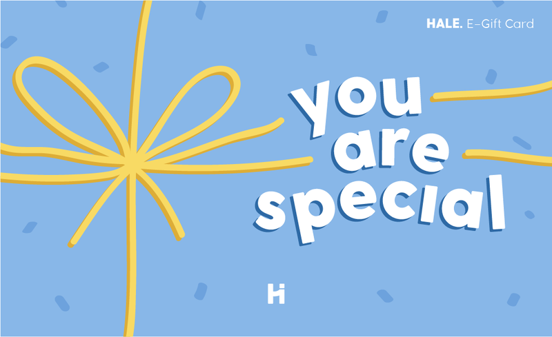 HALE. gift card