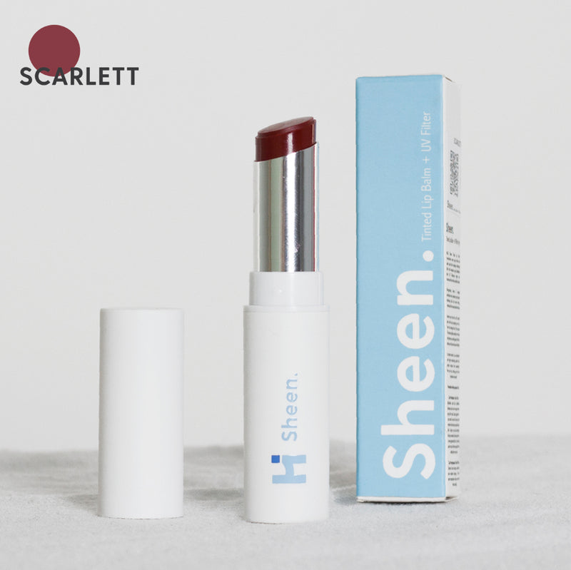 HALE Bundle: Comfort Zone + SHEEN in Scarlett