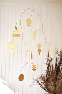 Cyrus Mobile - Kinetic Mobile - Nursery Decor - Baby Mobile - Interior Decor