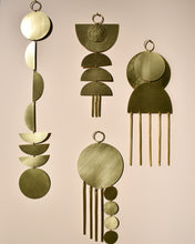 Solis Wall Hanging in Brass - Wall Decor