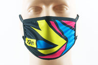 TINT Tri-Color Sharp Camo Face Mask