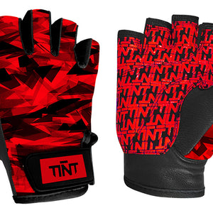 TINT Blood Camo Fingerless Gloves
