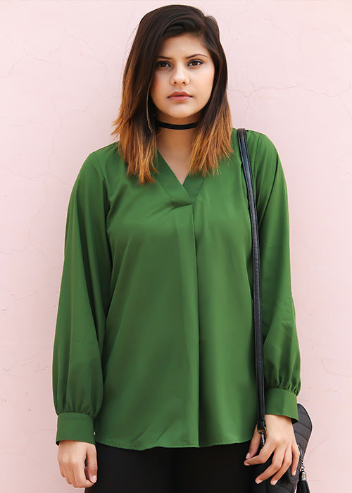 Chic In Green