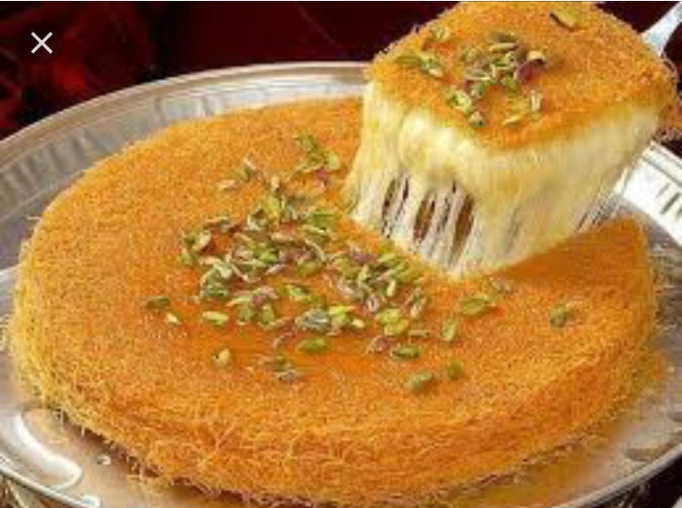 Traditional Cheese Knafeh